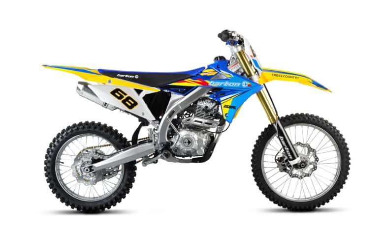 Barton MZK 250