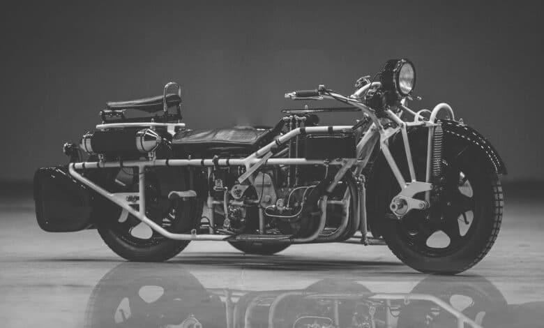 bohmerland. Najdłuższy motocykl świata