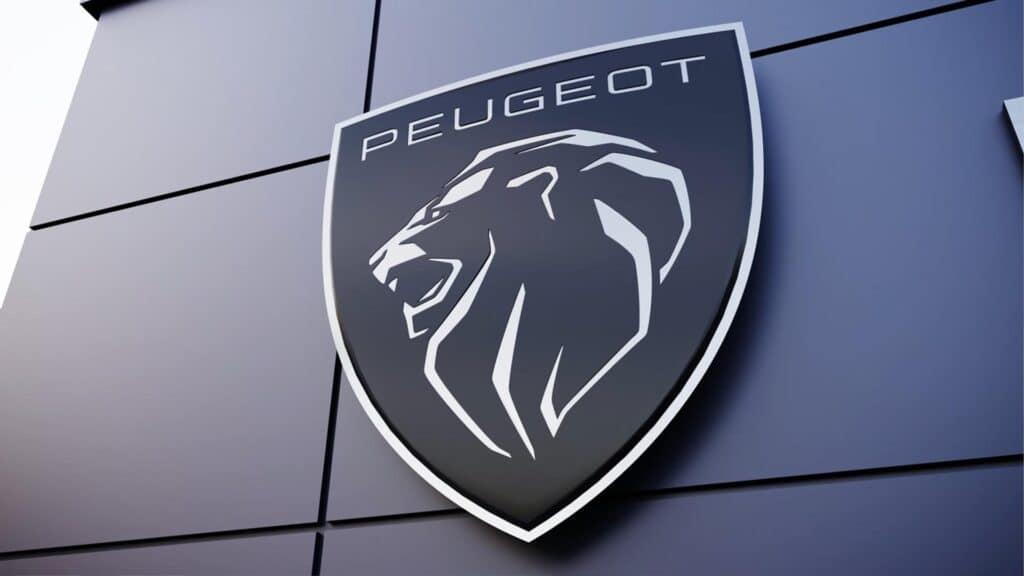 Peugeot nowe logo