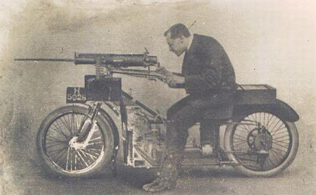 Wilkinson Sword. Motocykl producenta golarek