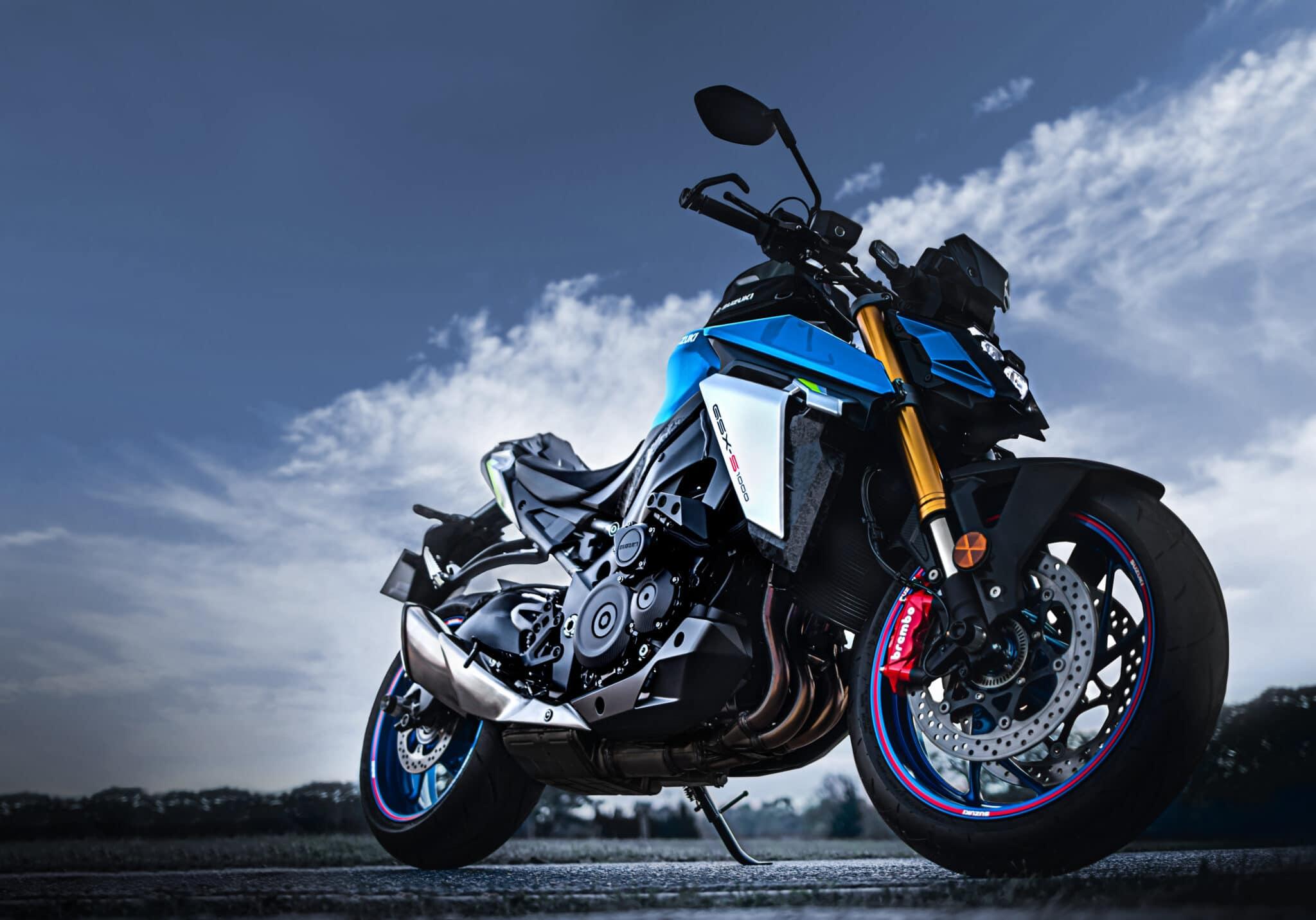Suzuki GSX-S1000 2021: jak ten motocykl kozacko wygląda ...