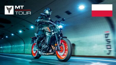 Yamaha MT Tour 2021