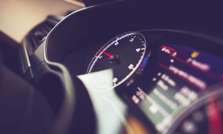 Prędkość, mandat, policja