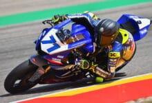 Bergman i Wójcik Racing Team w czołówce w Aragonii