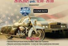 Spotkanie koneserów Amerykańskiej Motoryzacji