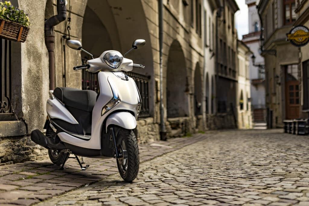 Yamaha D`elight 125 2021