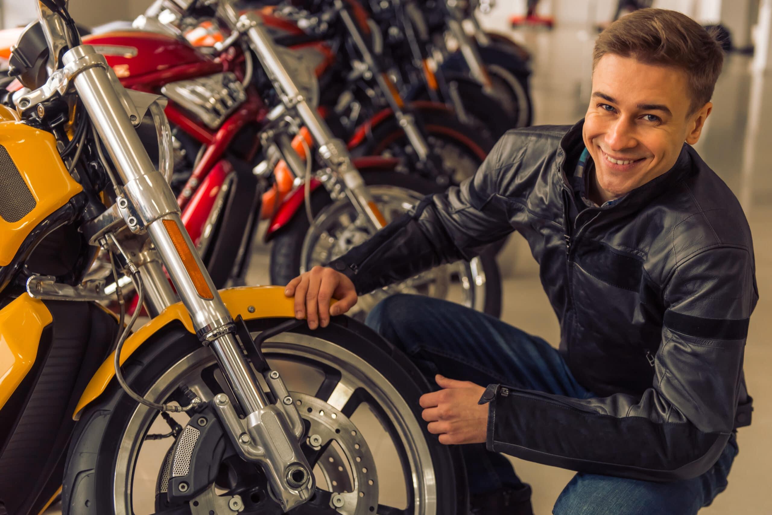 Motocykl i problemy z abs