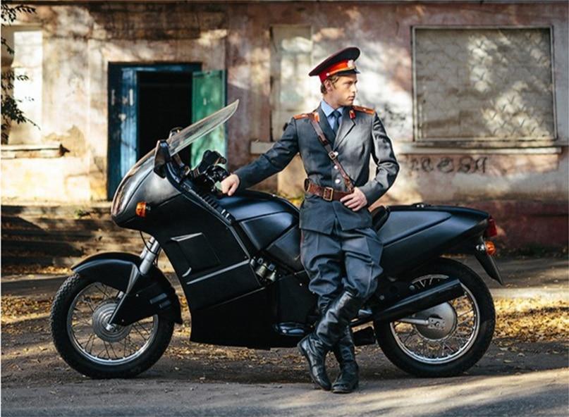 IŻ Wega. Radziecki motocykl z silnikem wankla