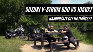 Suzuki V-Strom 650 Vs V-Strom 1050XT. Najtańszy kontra najdroższy motocykl w ofercie