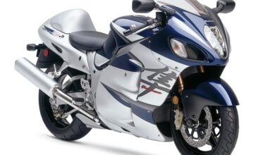 Suzuki Haybausa 1999
