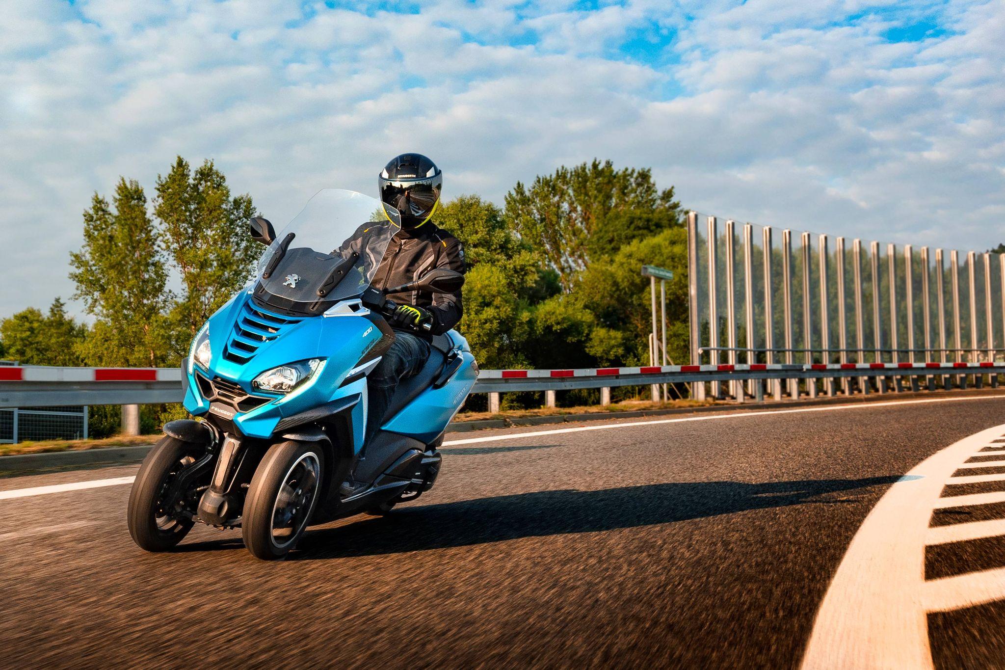 Peugeot Metropolis 400 2021