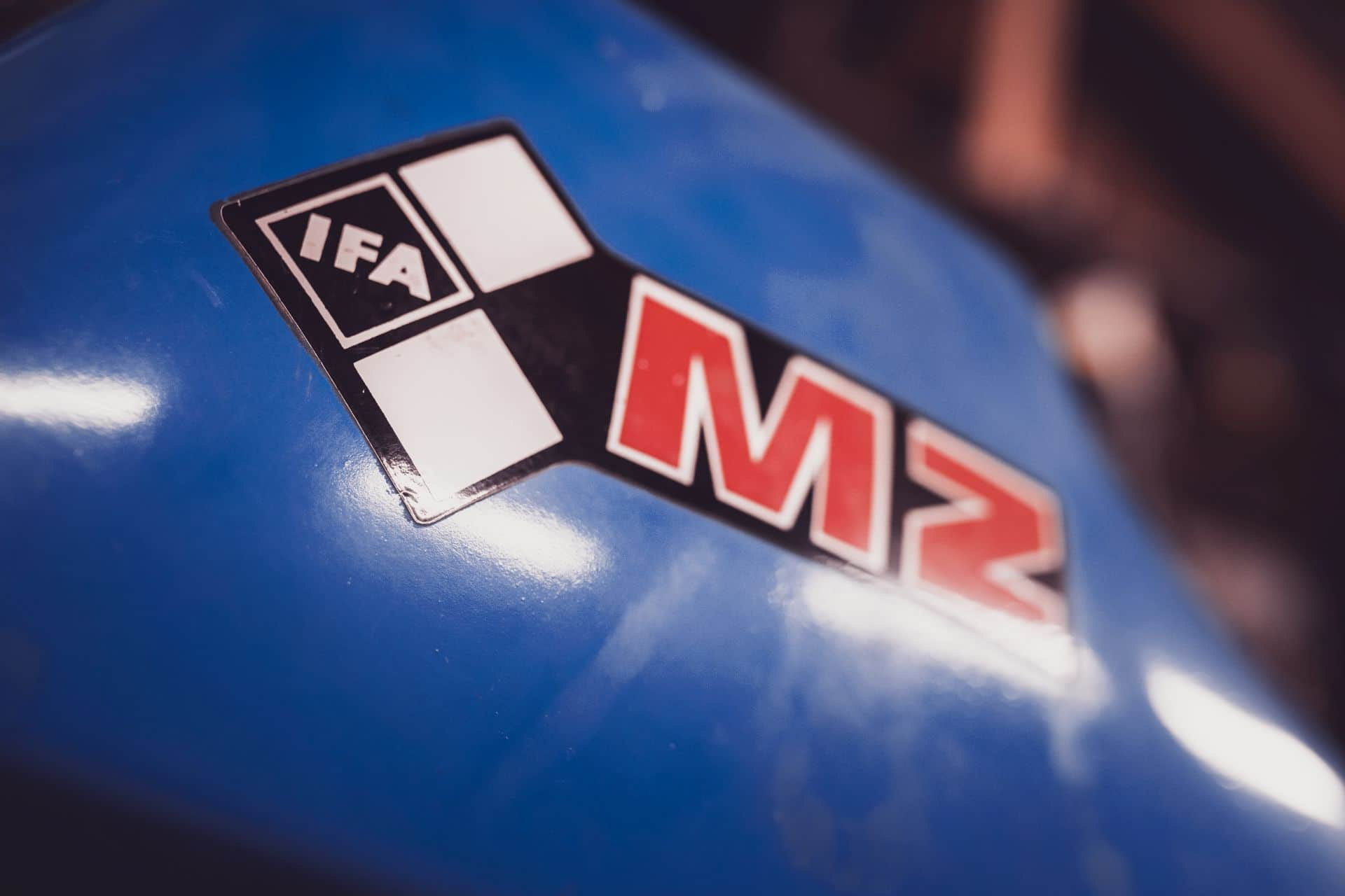 MZ ETZ 250 IFA