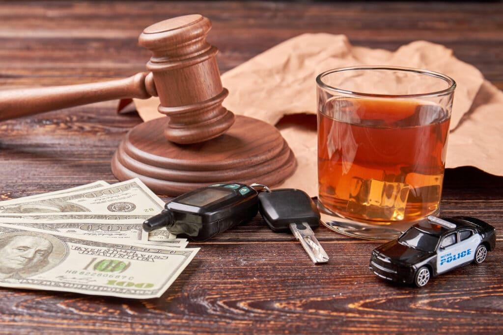 Zmiany w prawie 2021: policja, mandat, alkohol