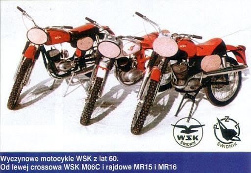 WSK MR 15 Sarenka