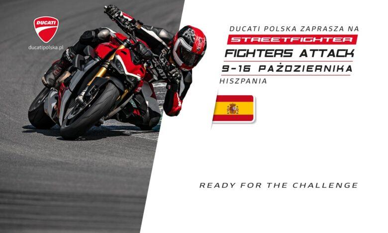 Ducati - Fighters Attack