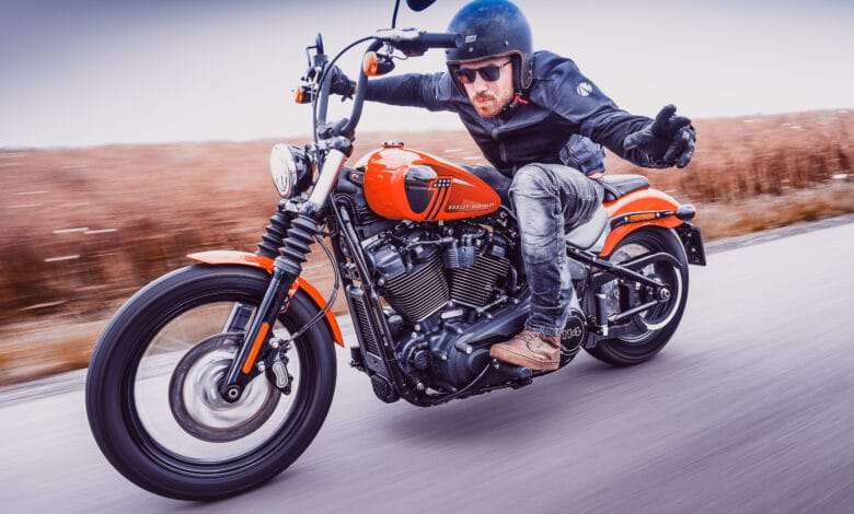 Harley Davidson Street Bob 114 2021