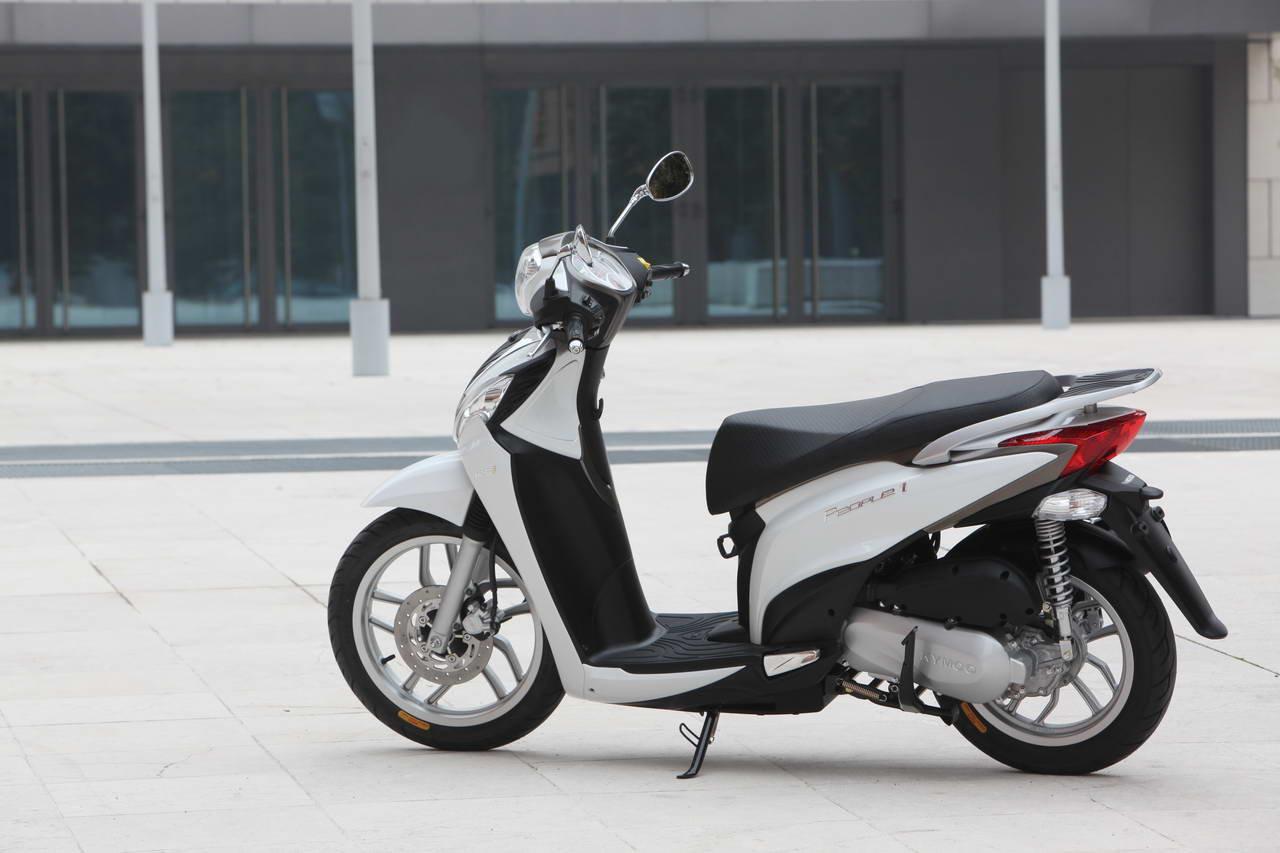 kymco people one 125 skuter na prawo jazdy b jedno motocykle skutery motorowery. Black Bedroom Furniture Sets. Home Design Ideas