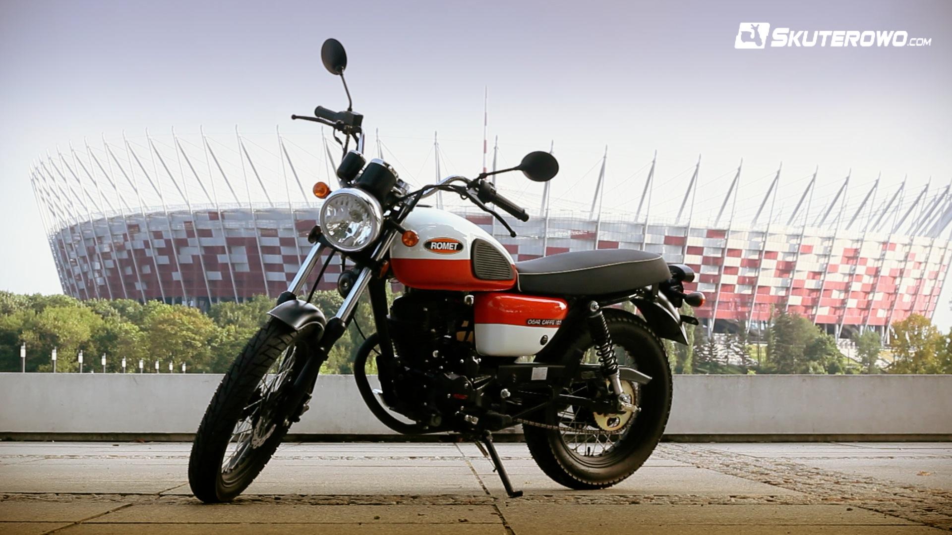 wyprzeda motocykli romet 125 ccm na prawo jazdy b zyskaj. Black Bedroom Furniture Sets. Home Design Ideas
